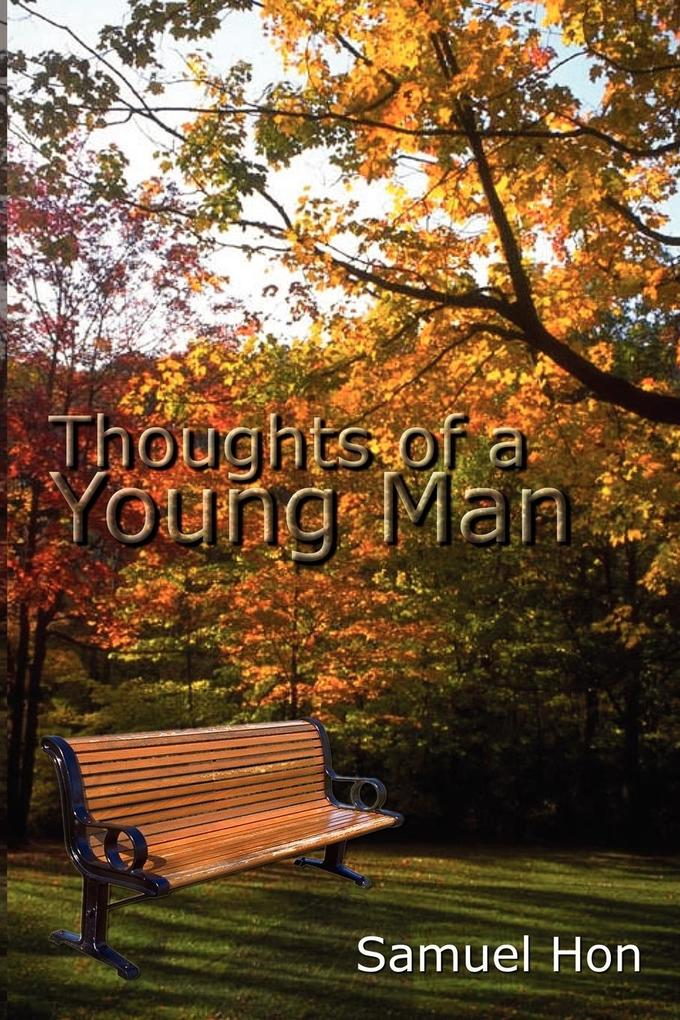 Thoughts of a Young Man als Taschenbuch