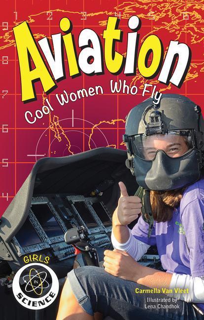 Aviation: Cool Women Who Fly als Buch (gebunden)
