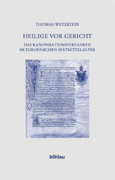 Heilige vor Gericht als Buch (gebunden)