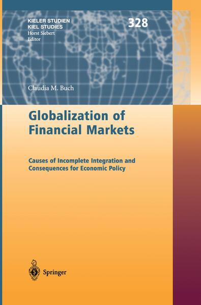 Globalization of Financial Markets als Buch (gebunden)