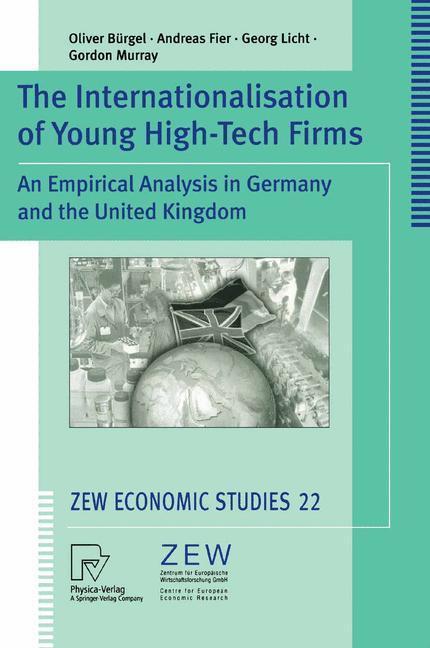The Internationalisation of Young High-Tech Firms als Buch (kartoniert)