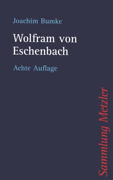 Wolfram von Eschenbach als Taschenbuch