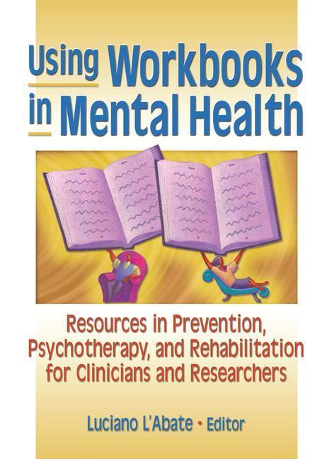 Using Workbooks in Mental Health als Taschenbuch