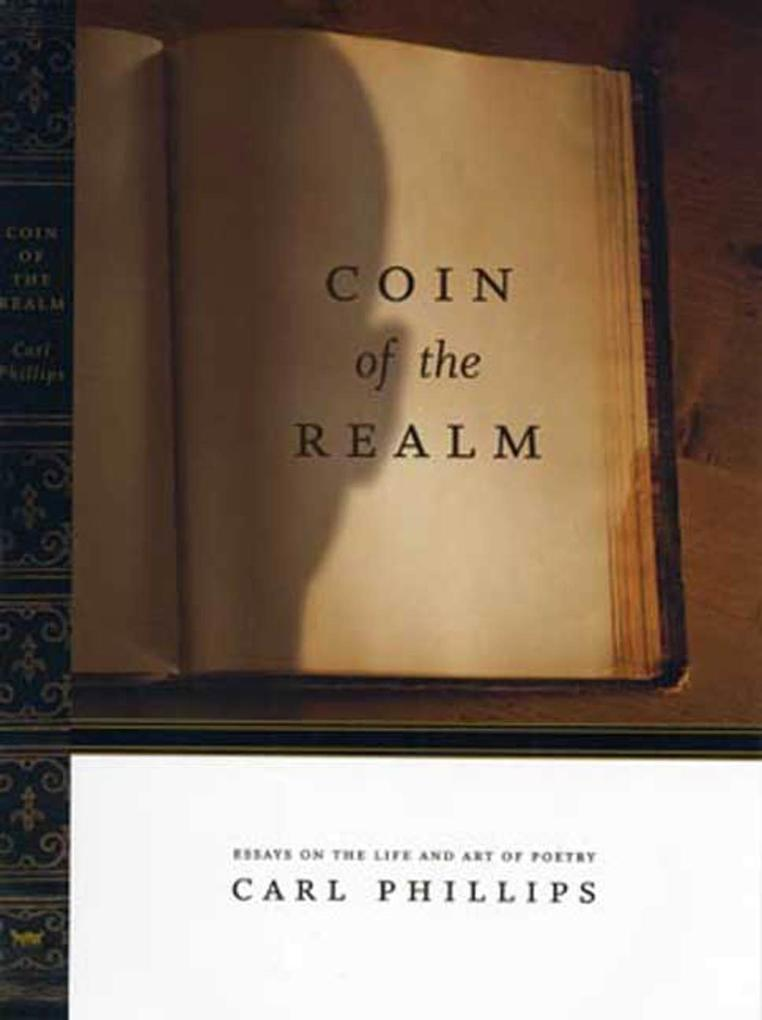Coin of the Realm: Essays on the Life and Art of Poetry als Taschenbuch