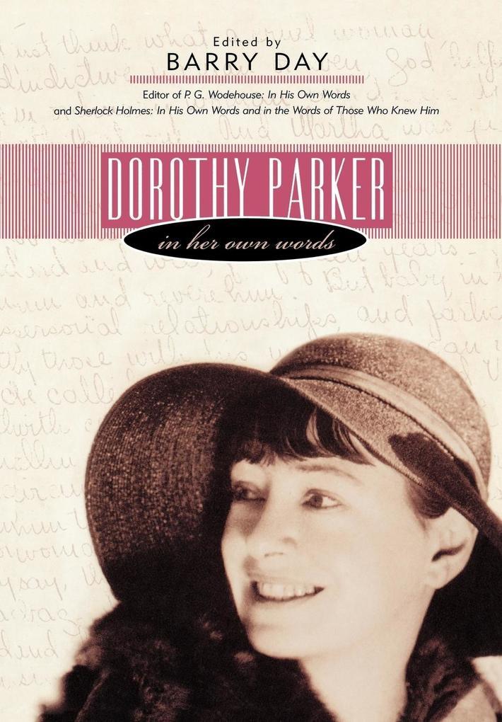 Dorothy Parker als Buch (gebunden)