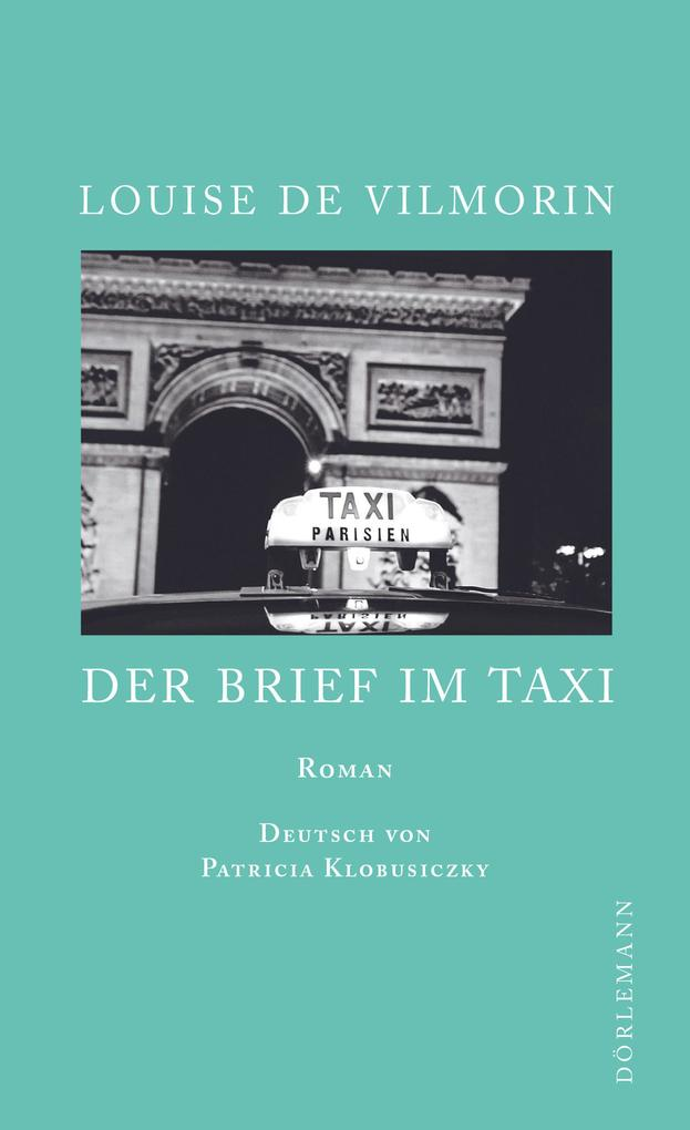 Der Brief im Taxi als eBook epub