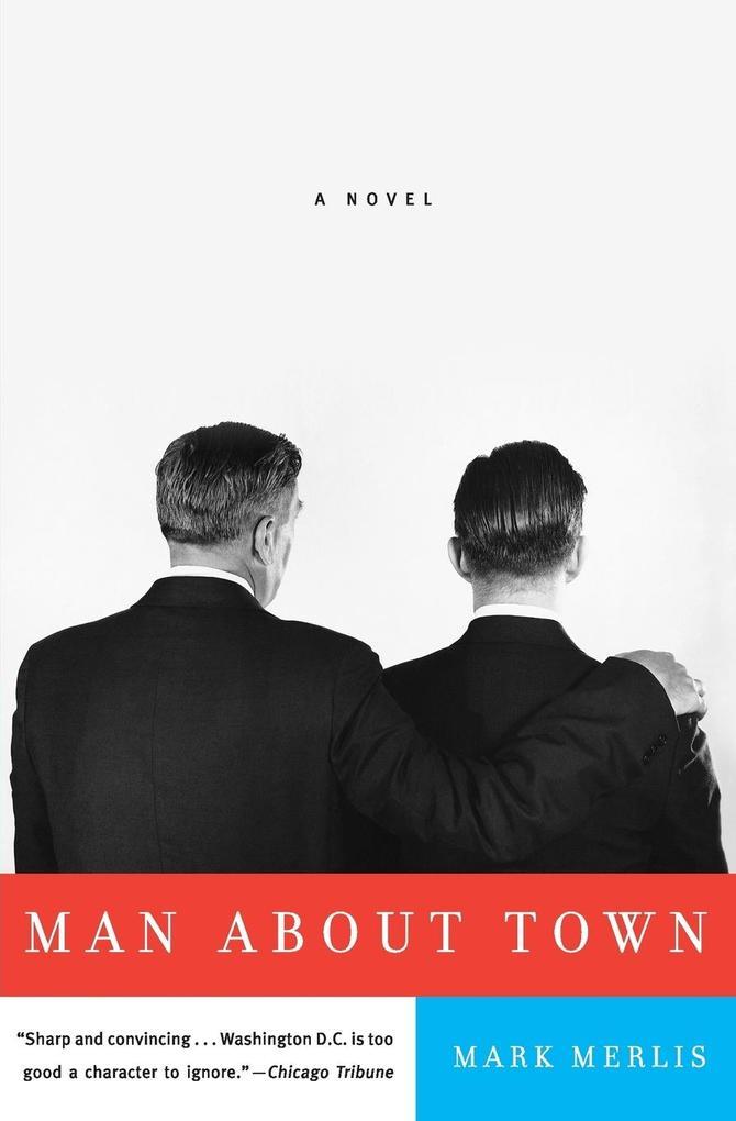 Man About Town als Taschenbuch