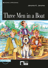 Three Men in a Boat. Buch + Audio-CD