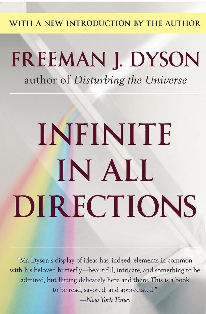 Infinite in All Directions als Buch (kartoniert)
