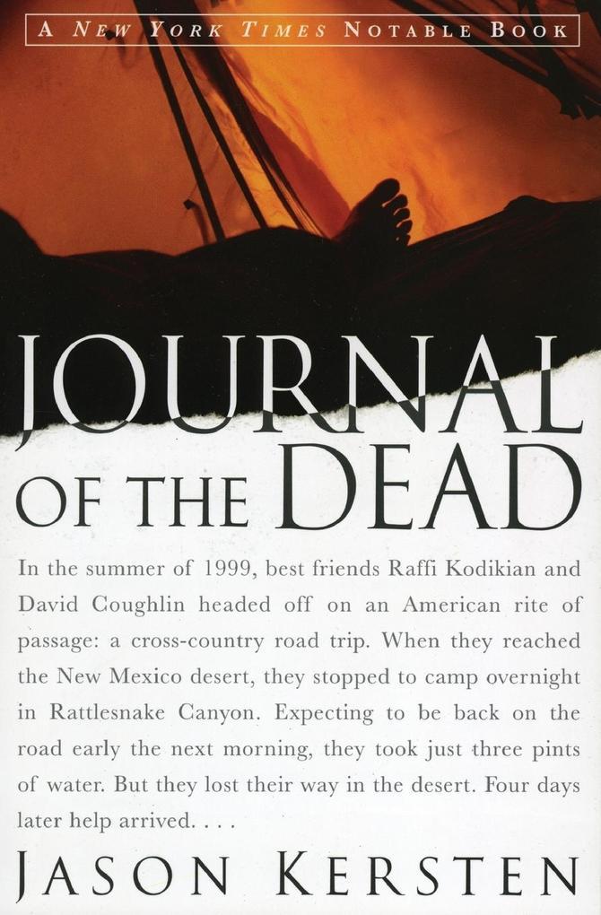 Journal of the Dead als Taschenbuch