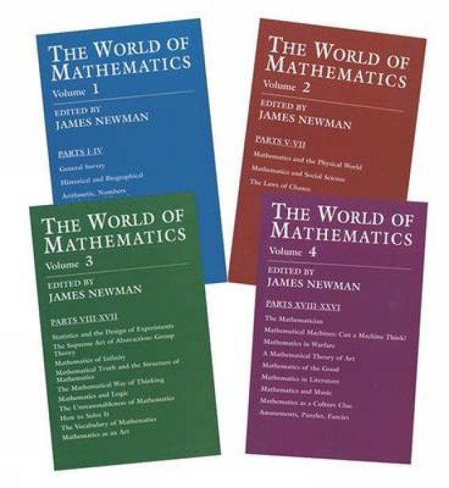 The World of Mathematics als Taschenbuch