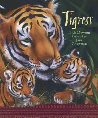 Tigress als Buch (gebunden)