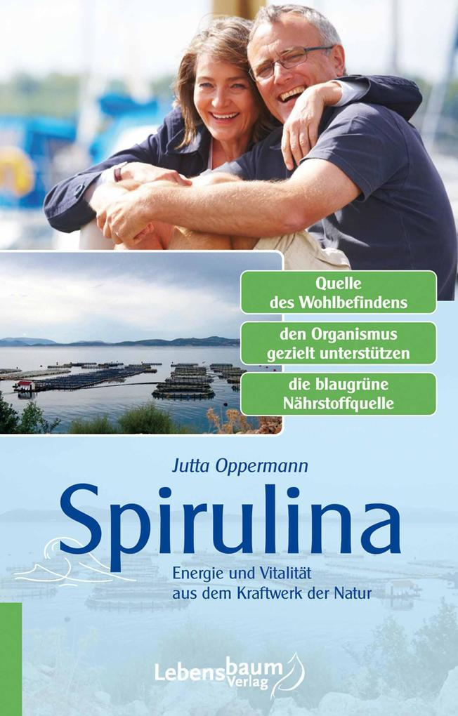 Spirulina als eBook epub
