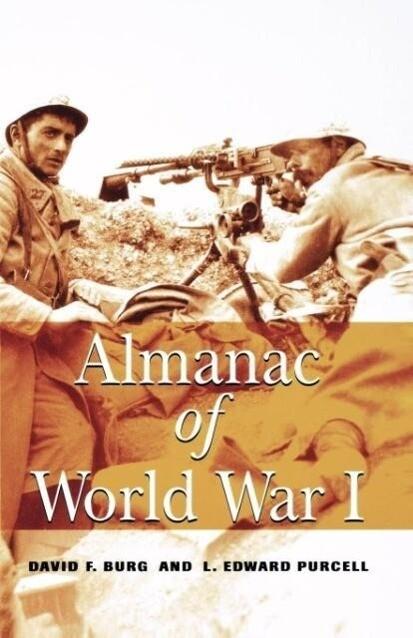Almanac of World War I als Taschenbuch