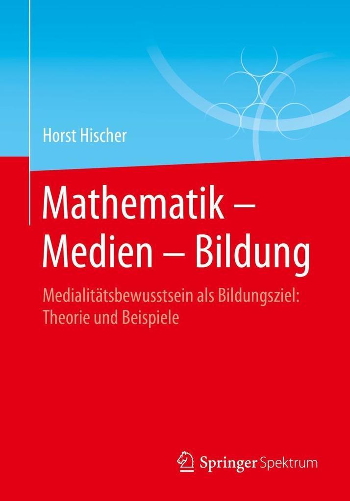 Mathematik - Medien - Bildung als eBook