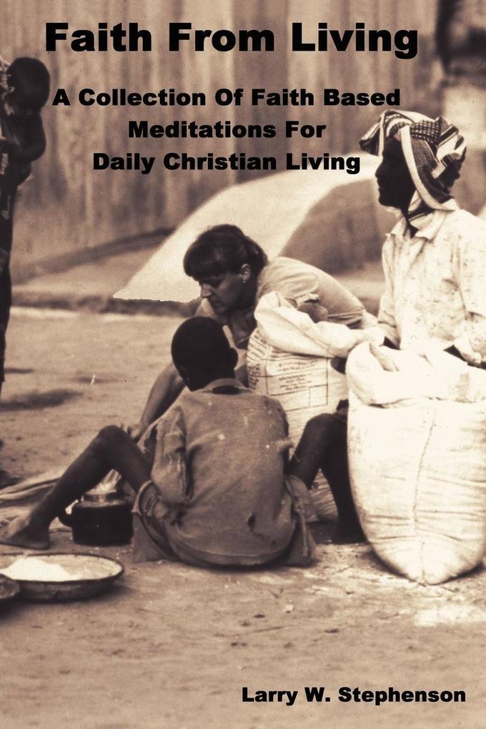 Faith From Living als Taschenbuch