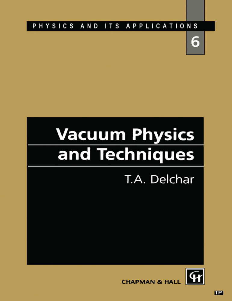 Vacuum Physics and Techniques als Buch (kartoniert)