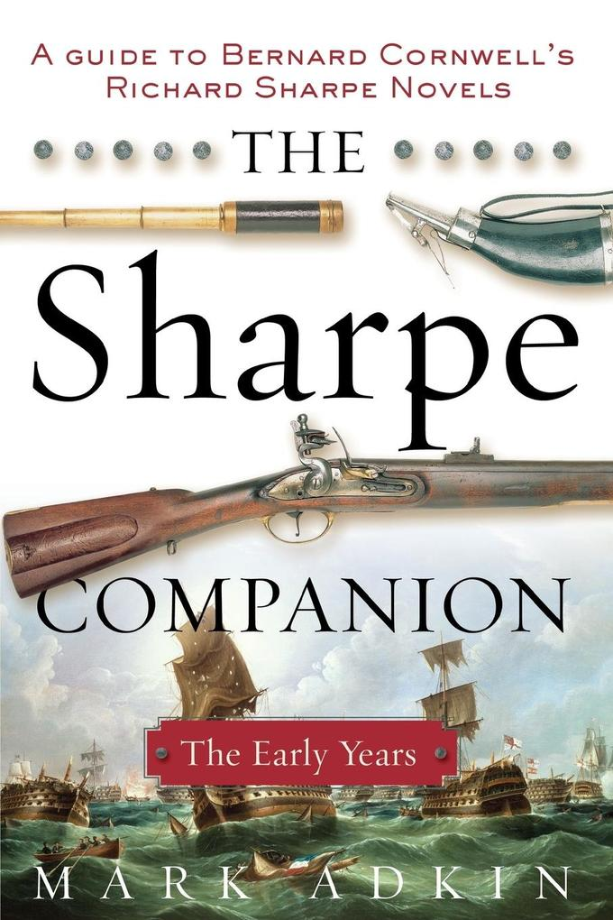 Sharpe Companion, The als Buch (kartoniert)