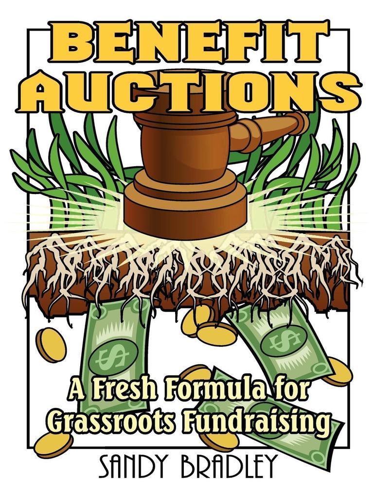 Benefit Auctions als Taschenbuch