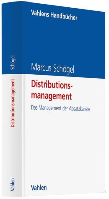 Distributionsmanagement als Buch (gebunden)