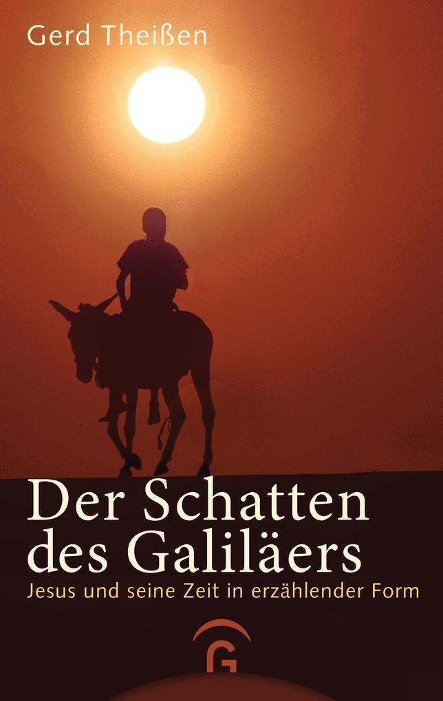 Der Schatten des Galiläers. Sonderausgabe als Buch (kartoniert)