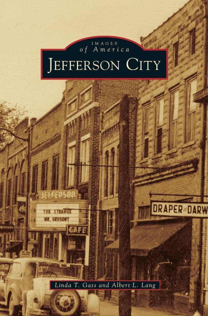 Jefferson City als Buch (gebunden)