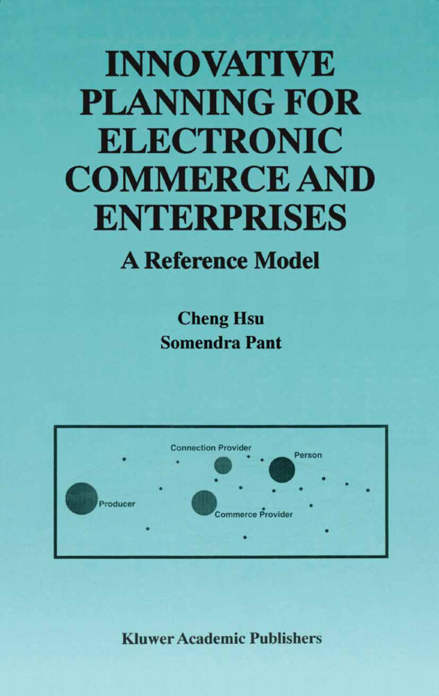 Innovative Planning for Electronic Commerce and Enterprises als Buch (gebunden)