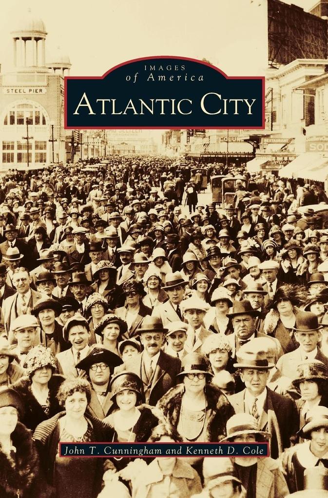 Atlantic City als Buch (gebunden)