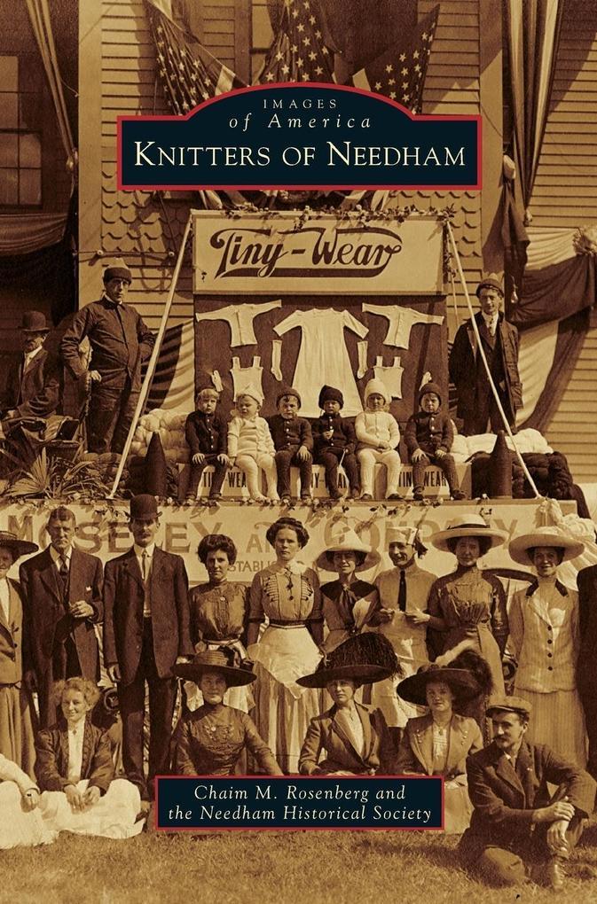 Knitters of Needham als Buch (gebunden)