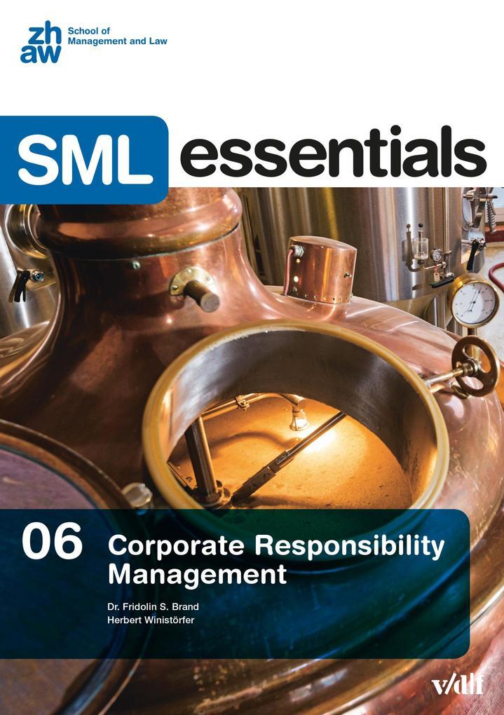 Corporate Responsibility Management als eBook pdf