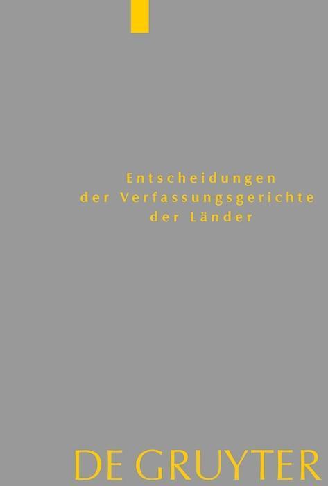 Baden-Württemberg, Berlin, Brandenburg, Bremen, Hamburg, Hessen, Mecklenburg-Vorpommern, Niedersachsen, Saarland, Sachsen, Sachsen-Anhalt, Schleswig-Holstein, Thüringen als eBook epub