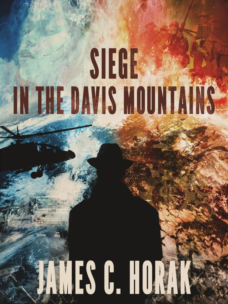 Siege in the Davis Mountains als eBook epub