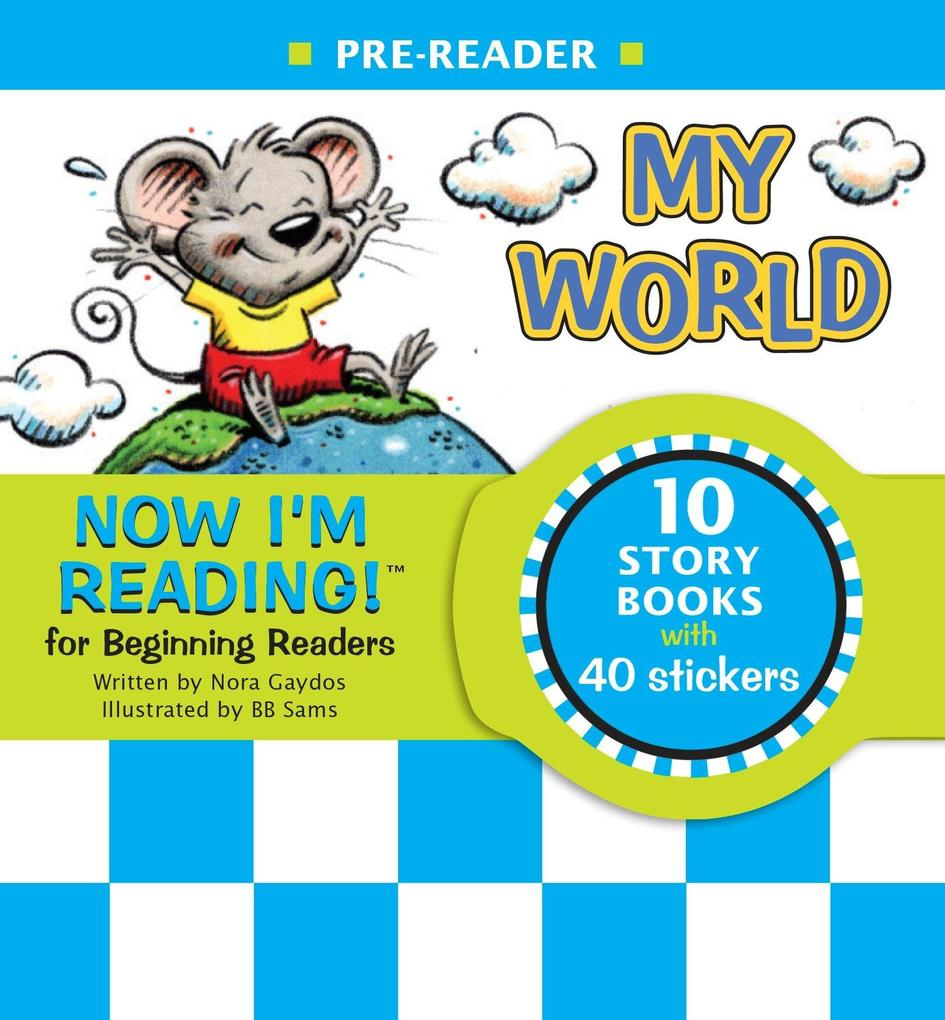 Now I'm Reading! Pre-Reader als Buch (gebunden)