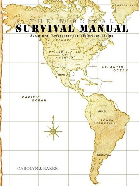 The Biblical Survival Manual als Taschenbuch