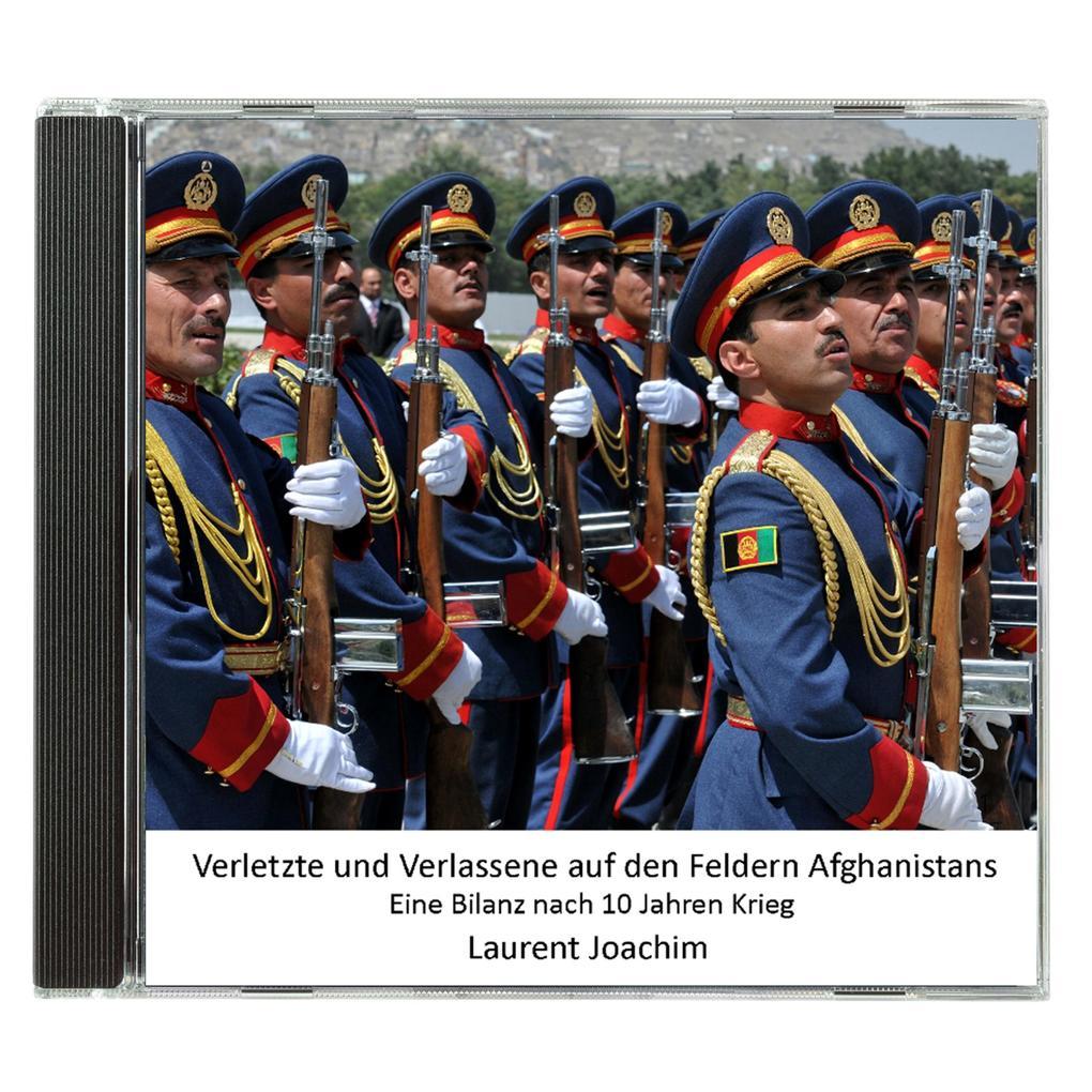 Verletzte und Verlassene auf den Feldern Afghanistans - Eine Bilanz nach 10 Jahren Krieg als Hörbuch Download