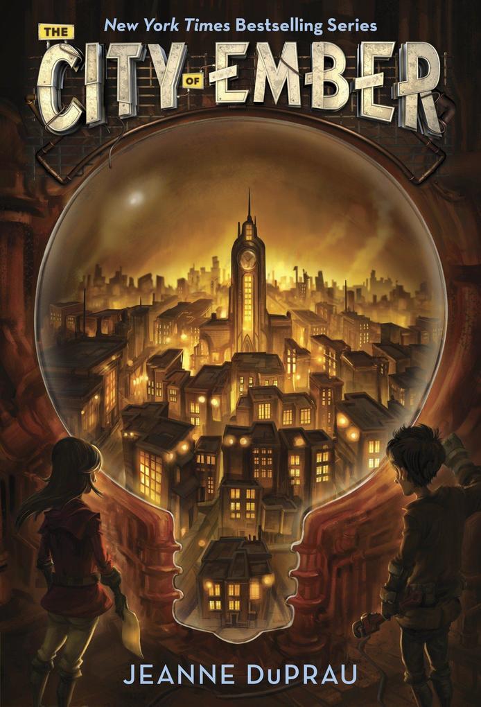 The City of Ember als Taschenbuch