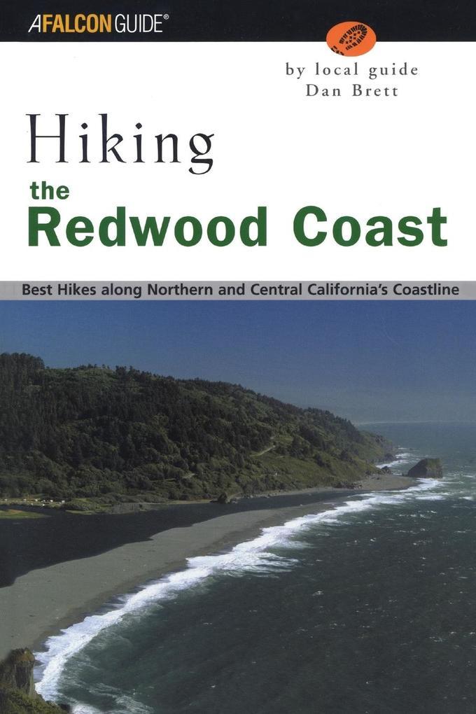 Hiking the Redwood Coast als Taschenbuch