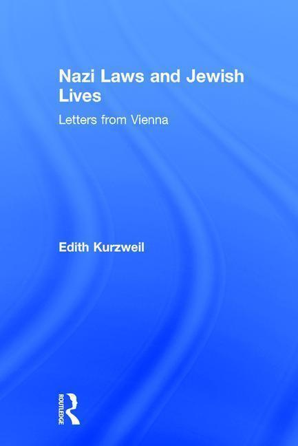 Nazi Laws and Jewish Lives als Buch (gebunden)