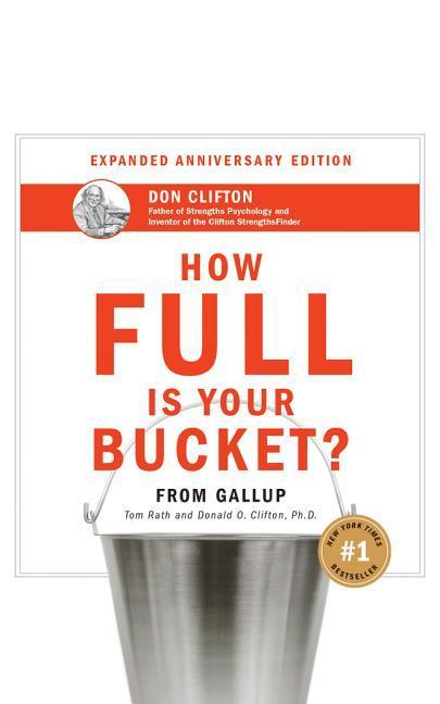 How Full Is Your Bucket? Anniversary Edition als Hörbuch CD