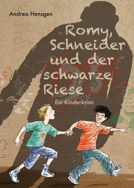 Romy, Schneider und der schwarze Riese als Buch (kartoniert)