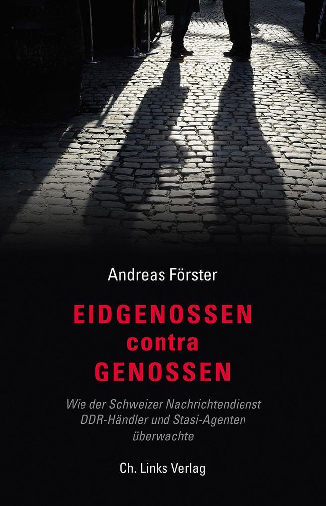 Eidgenossen contra Genossen als eBook