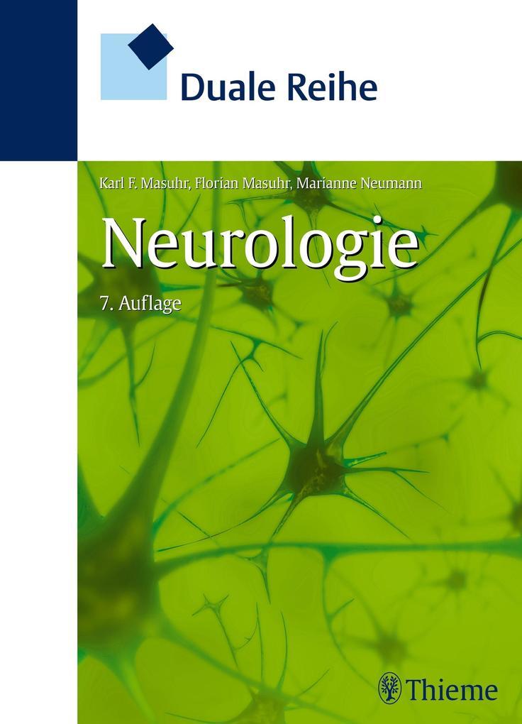 Duale Reihe Neurologie als eBook epub