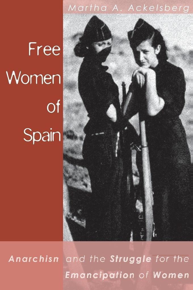 Free Women Of Spain als Taschenbuch
