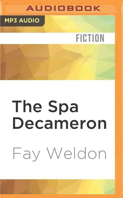 The Spa Decameron als Hörbuch CD
