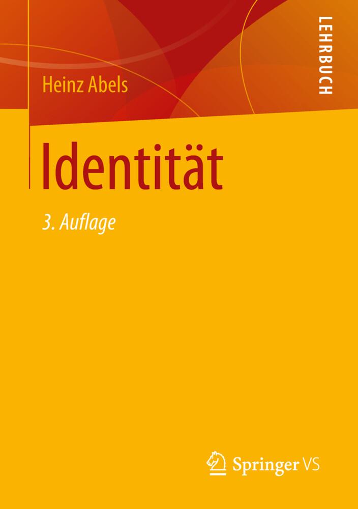 Identität als Buch (kartoniert)