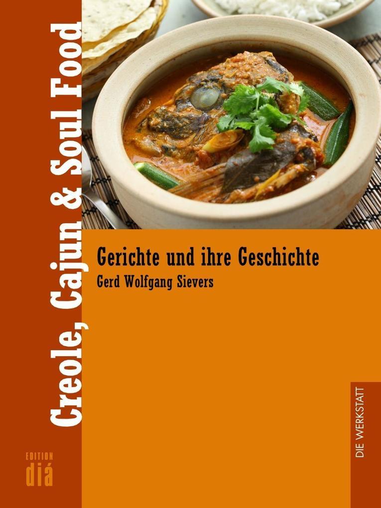Creole, Cajun & Soul Food als eBook