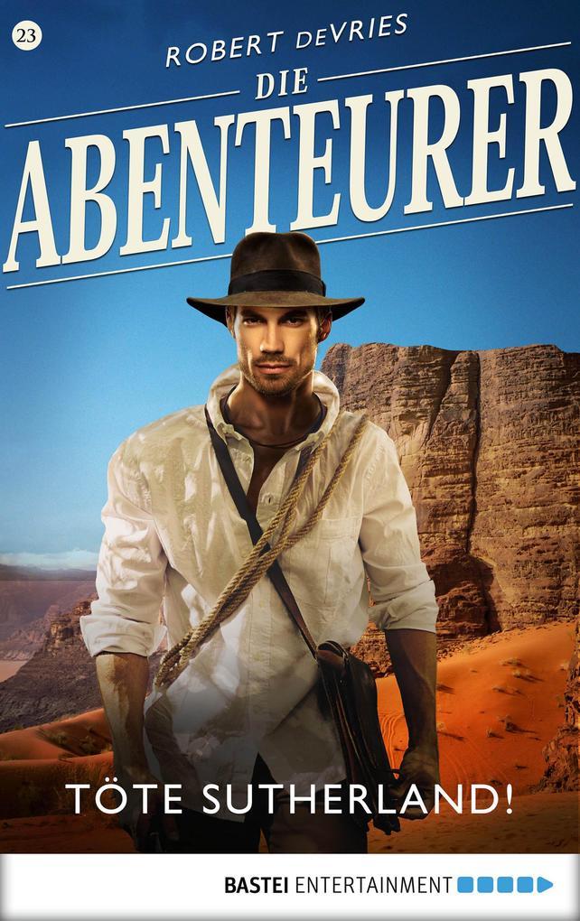 Die Abenteurer - Folge 23 als eBook epub