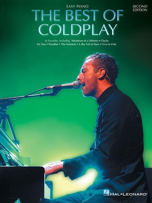 The Best of Coldplay for Easy Piano als Buch (gebunden)