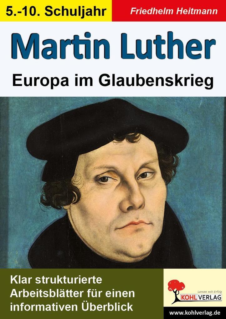 Martin Luther als eBook pdf