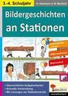 Bildergeschichten an Stationen